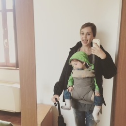 How to do Venice with a baby!